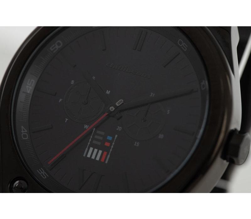 WATCHES - STAR WARS - BLACK/BLACK -- RE.MT.0855.0101