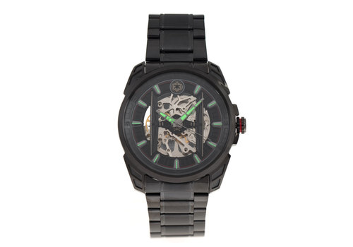 WATCHES - STAR WARS - BLACK/BLACK -- RE.MT.0856.0101