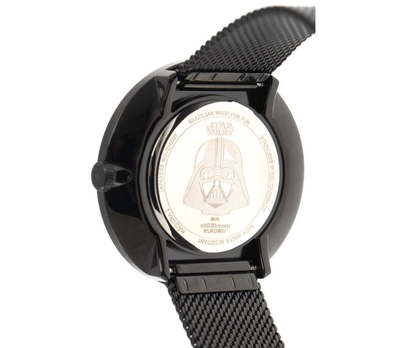 WATCHES - STAR WARS - BLACK/BLACK -- RE.MT.0857.0101