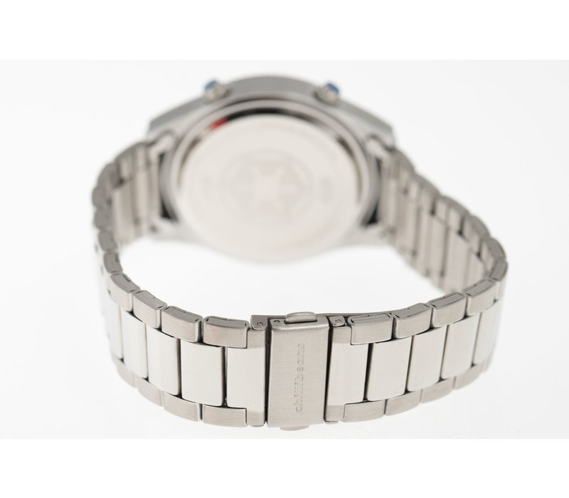 WATCHES - STAR WARS - SILVER/SILVER -- RE.MT.0866.0707