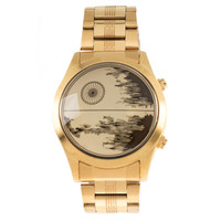 WATCHES - STAR WARS - GOLDEN/GOLDEN -- RE.MT.0866.2121