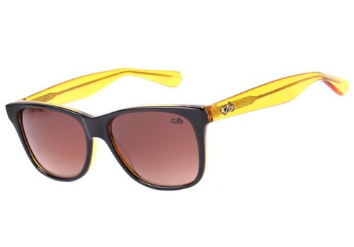Sunglasses - Chilli Beans - Brown/Yellow -- OC.CL.1690.0201