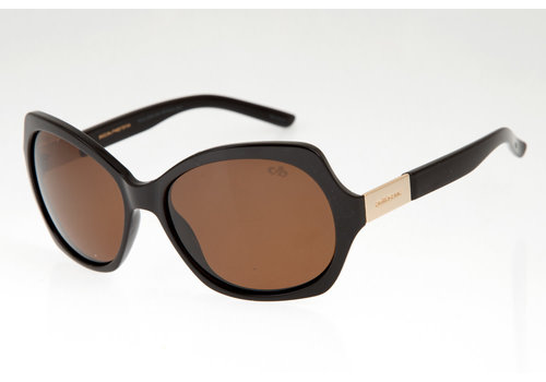 SUNGLASSES - CHILLI BEANS - BROWN/SHINE -- OC.CL.2230.0230