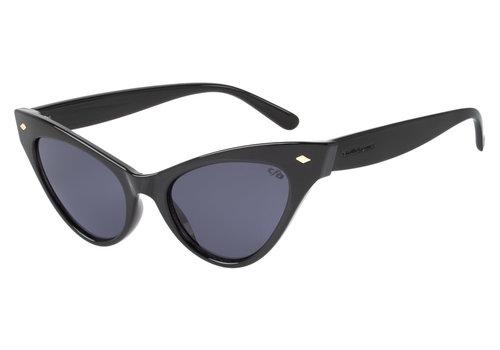 Sunglasses - VINTAGE POR MARCELO SOMMER - BLACK/BLACK -- OC.CL.2523.0101