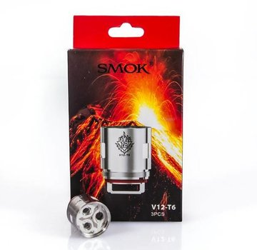 Smok TFV12 Turbo Engine Coils (3-Pack)