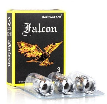 Horizontech Falcon F3 Replacement Coils - 3 Pack