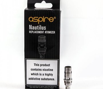 Aspire Aspire Nautilus BVC Coils (5 Pack)