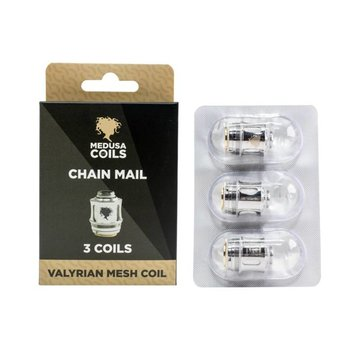 Medusa Valyrian Mesh Chain Mail Replacement Coils