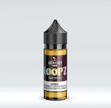 Breakfast Vape Breakfast Vape Salt 30mL - Loopz