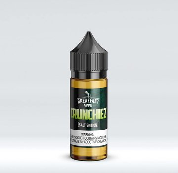 Breakfast Vape Breakfast Vape Salt 30mL - Crunchiez