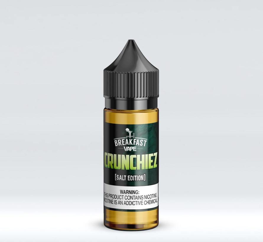 Breakfast Vape Salt 30mL - Crunchiez
