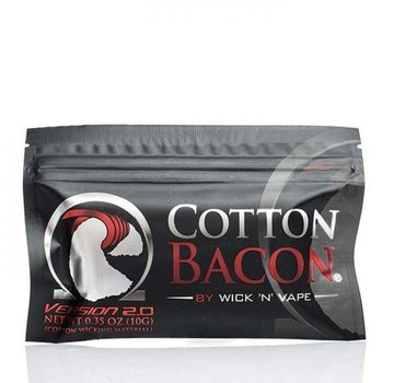 Wick N Vape Cotton Bacon V2 1 Pack