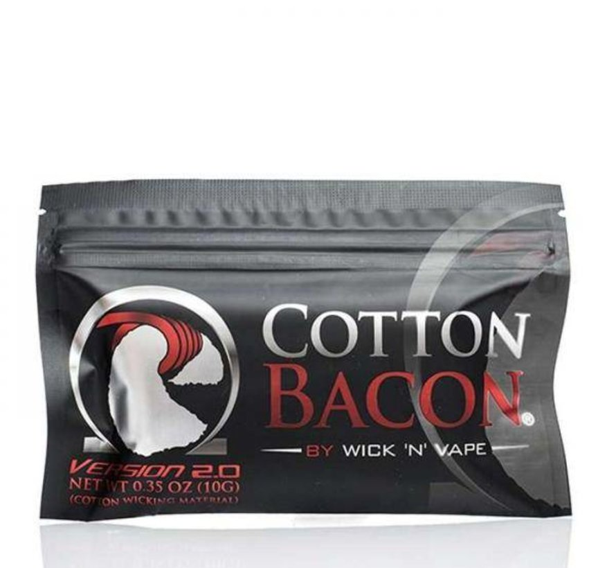 Cotton Bacon V2 1 Pack