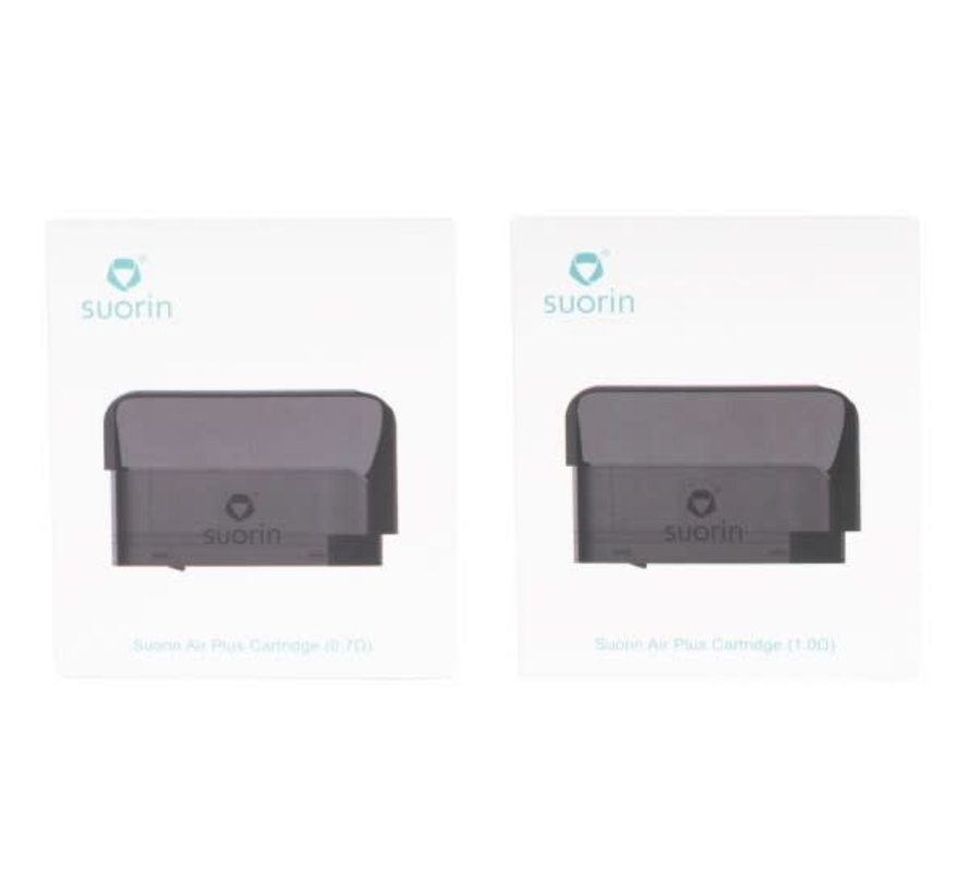Suorin Air Plus 1.0 Ohm Replacement Pod