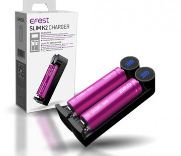 Efest Efest Slim K2 Battery Charger