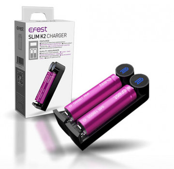 Efest Efest Slim K2 Battery Charger