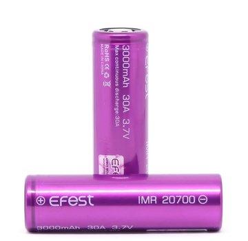 Efest Efest 20700 30A Battery