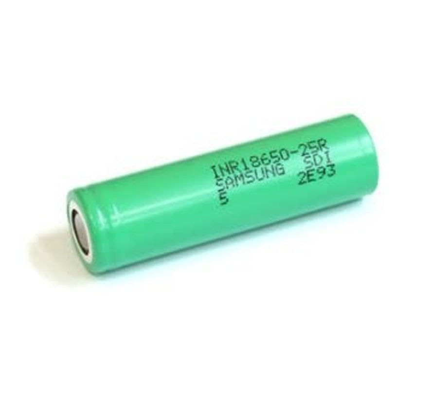 Samsung 18650 Battery Single