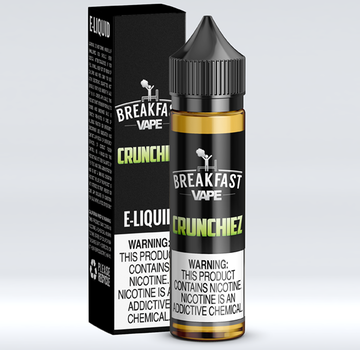 Breakfast Vape Breakfast Vape - Crunchiez 60mL