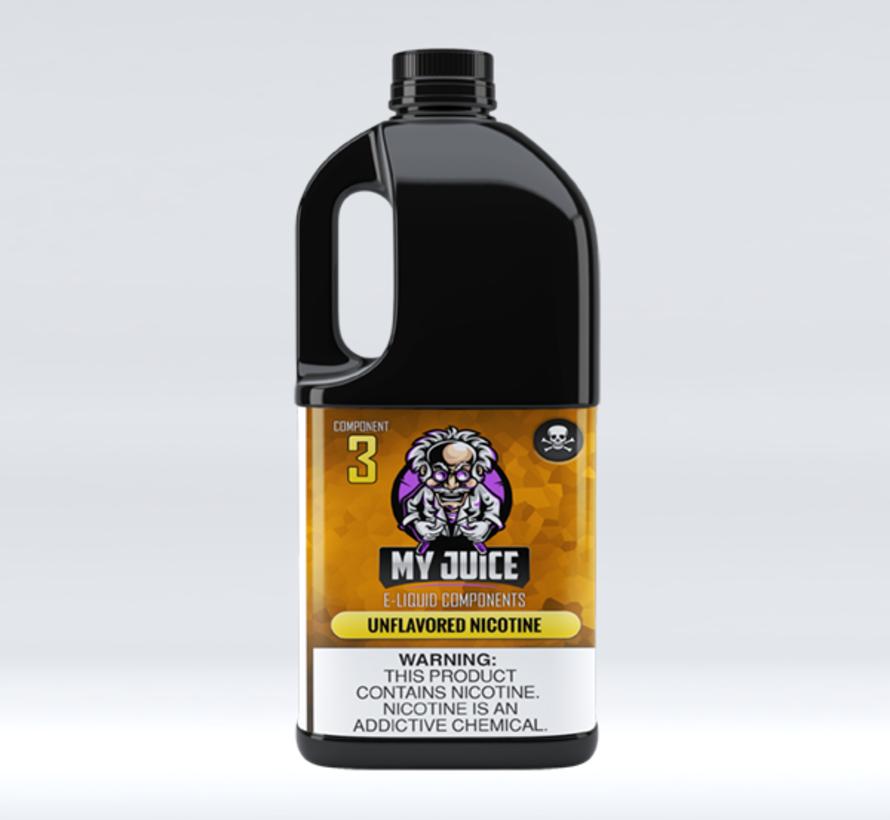 6mg Liquid Nicotine USP Unflavored