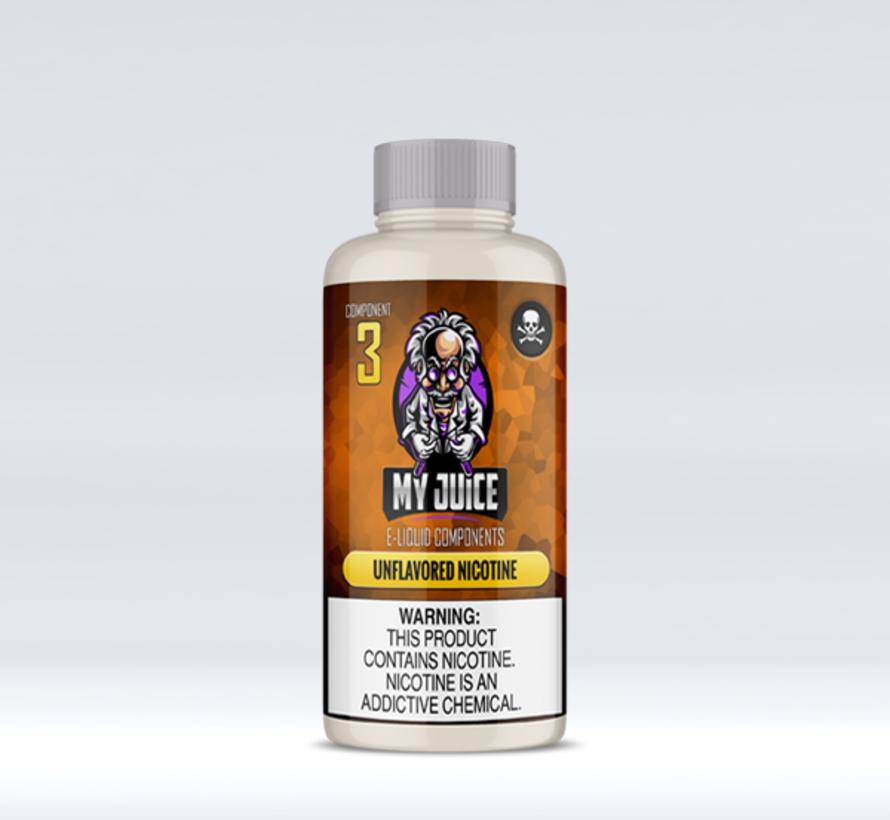 1mg Liquid Nicotine USP Unflavored