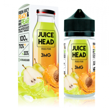 Juice Head Juice Head - Peach Pear 100mL