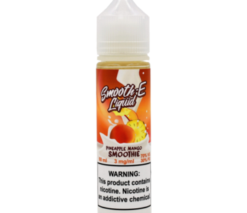 80V/Smooth-e 80v Smooth-E Liquid - Pineapple Mango Smoothie 60mL