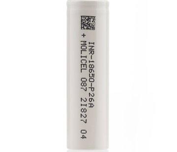 Molicel Molicel P26A 18650 2600mAh 25A Battery