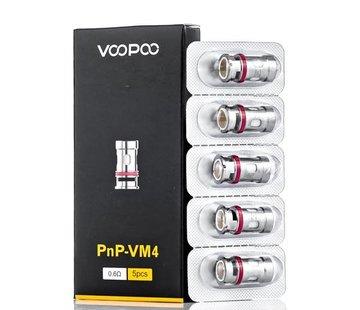 VooPoo VooPoo PnP - VM4  Coils - 5pk
