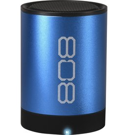 808 Audio Canz Wireless Speaker Blue