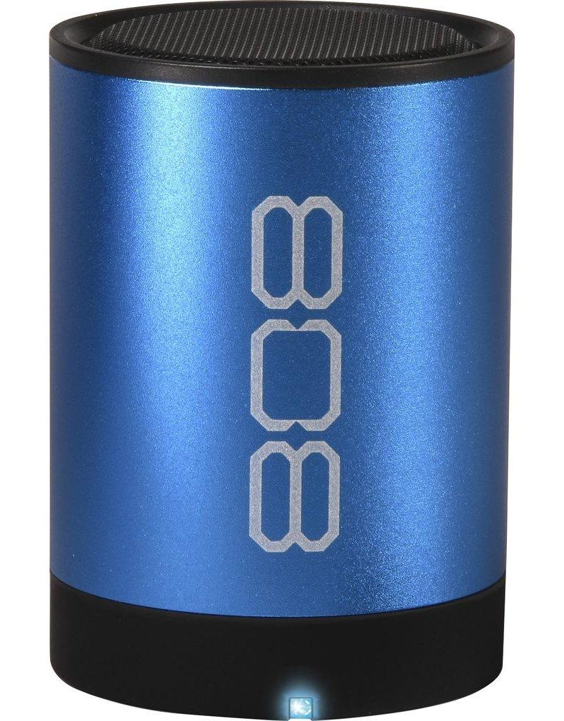808 Audio Canz Wireless Speaker Blue