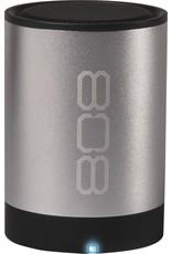 808 Audio Canz Wireless Speaker Silver
