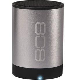 808 Audio Canz Wireless Speaker Silver