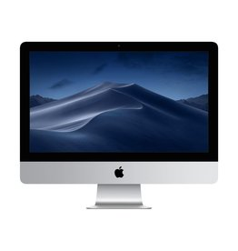 21.5-inch iMac with Retina 4K display: 3.4GHz quad-core Intel Core i5