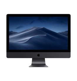 27-inch iMac Pro with Retina 5K display: 3.2GHz 8-core Intel Xeon W