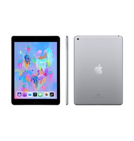 ($50 OFF) iPad Wi-Fi 32GB - Space Gray (6th Gen)