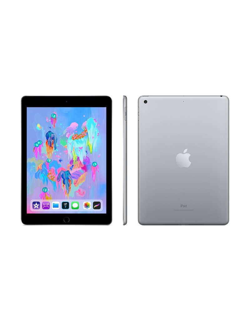 ($50 OFF) iPad Wi-Fi 32GB - Space Gray (6th Gen)