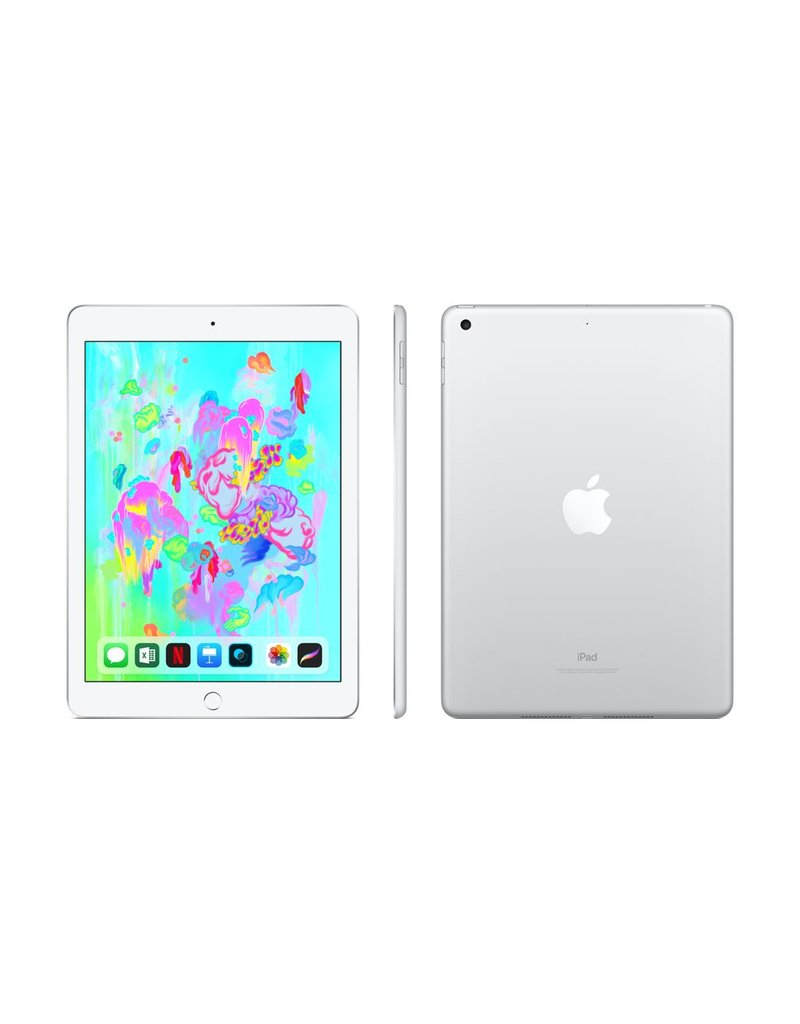 ($50 OFF) iPad Wi-Fi 32GB - Silver (6th Gen)
