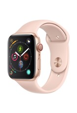 Apple Watch Series 4. Fundamentally redesigned and re-engineered to help you stay even more active, healthy, and connected.