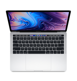 13-inch MacBook Pro with Touch Bar 256GB - Silver