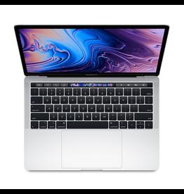 13-inch MacBook Pro with Touch Bar: 2.3GHz quad-core 8th-generation Intel Core i5 processor, 512GB - Silver
