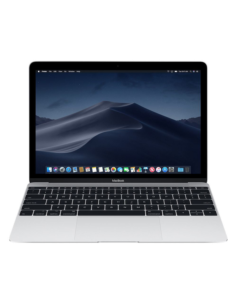 12-inch MacBook: 256GB - Silver