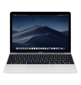 12-inch MacBook: 512GB - Silver