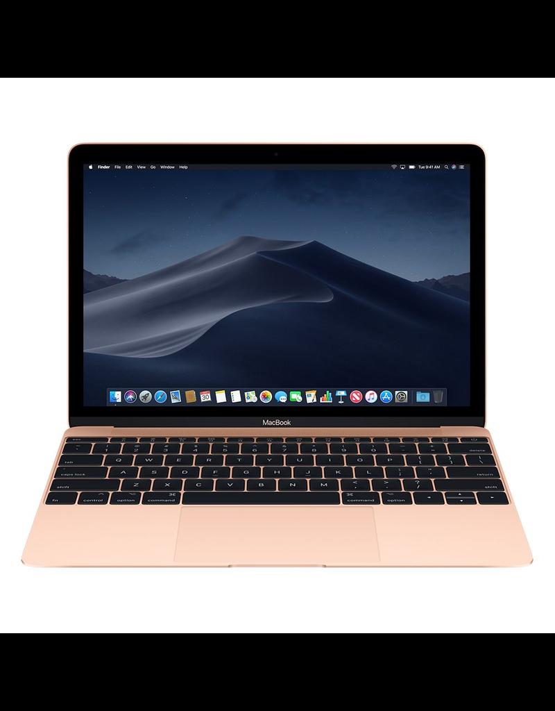 12-inch MacBook: 512GB - Gold