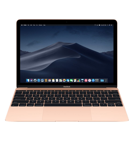 12-inch MacBook: 256GB - Gold