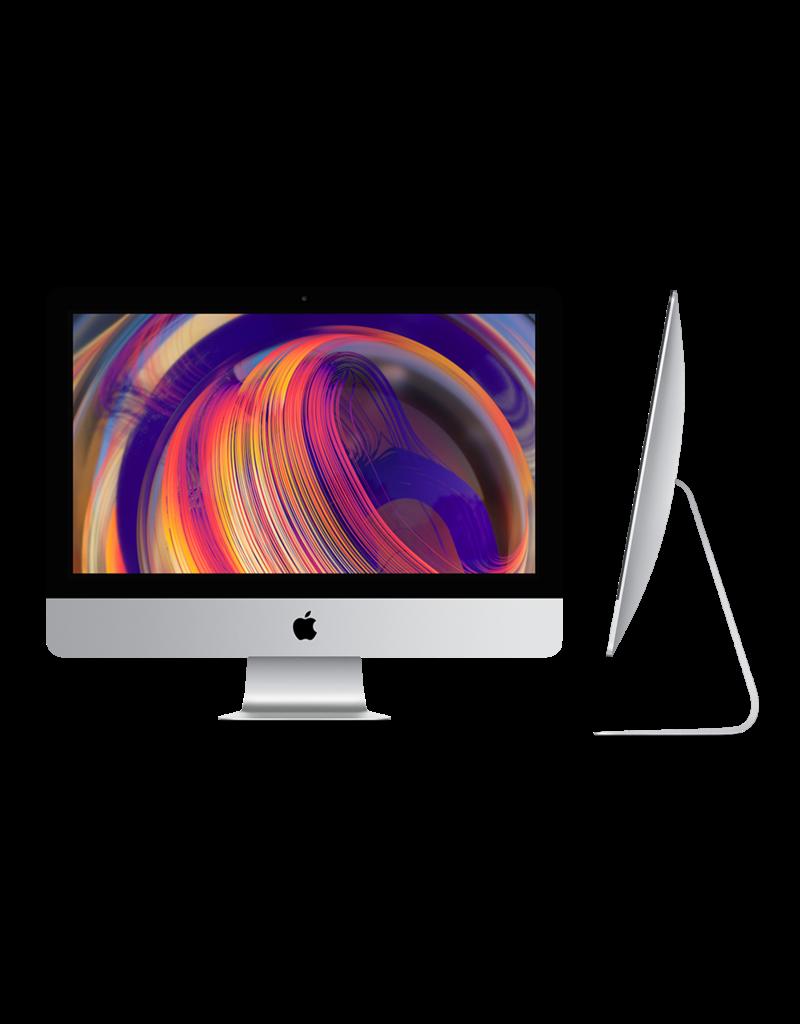 21.5-inch iMac with Retina 4K display: 3.0GHz 6-core 8th-generation Intel Core i5 processor, 1TB