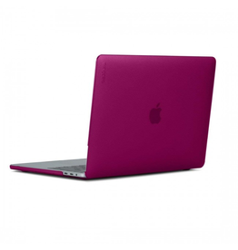 Incase Hardshell Case for 15-inch MacBook Pro (USB-C) Dots - Mulberry