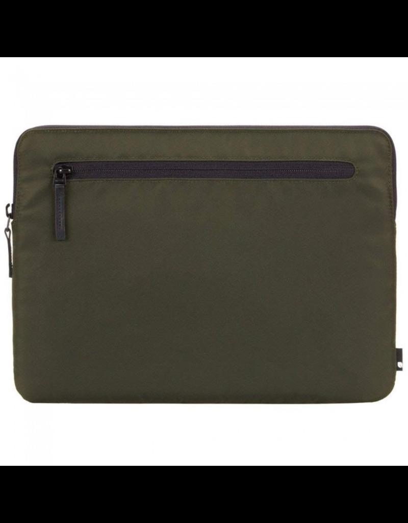 Incase Compact Sleeve for 15-inch MacBook Pro Retina (USB-C) - Olive