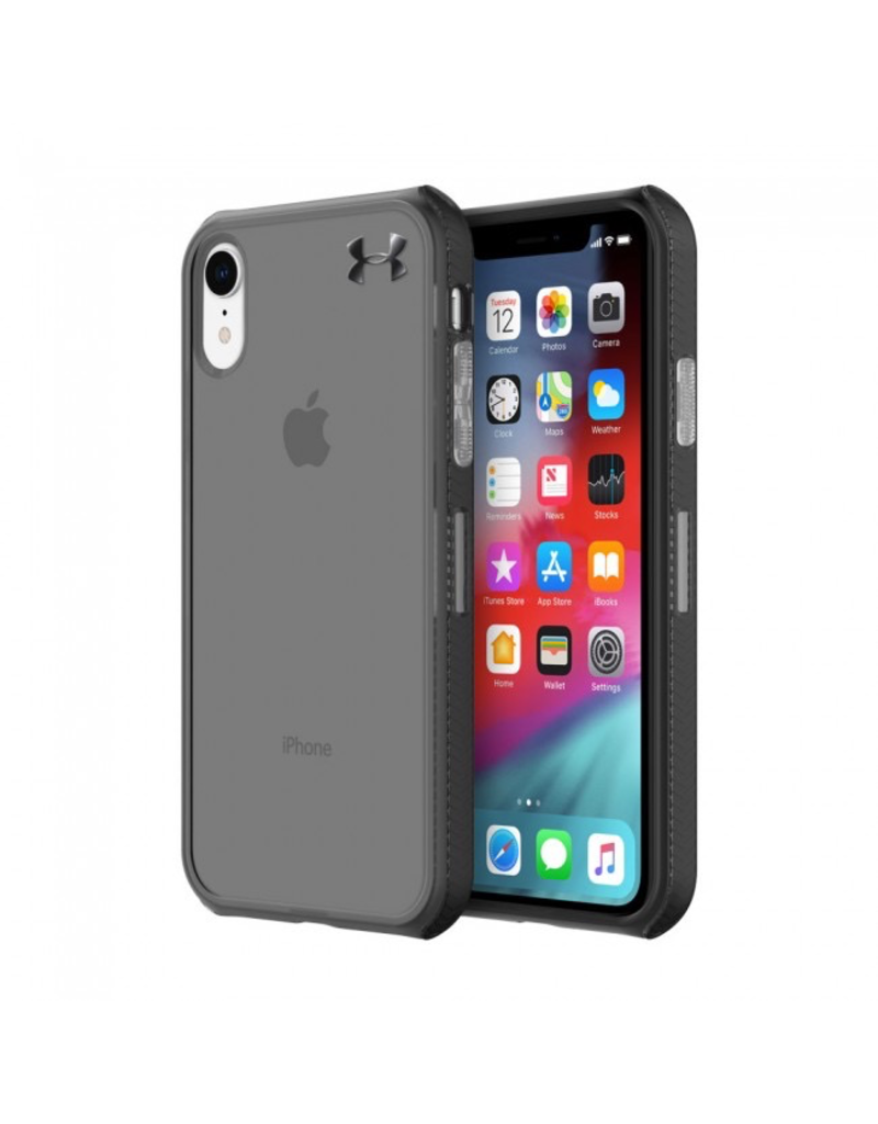 Under Armour UA Protect Verge Case for iPhone XR - Translucent Smoke