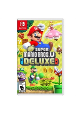 Nintendo New Super Mario Bros. U Deluxe - Nintendo Switch